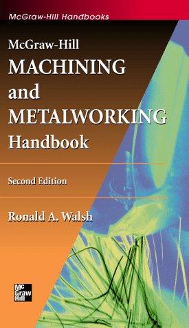 9780070680593: McGraw-Hill Machining and Metalworking Handbook