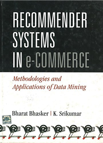 9780070680678: Recommender Systems In E-Commerce