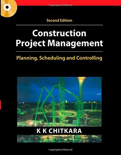 9780070680753: Construction Project Management Plan, Second Edition