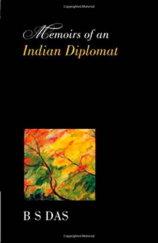 9780070680883: Memoirs of an Indian Diplomat