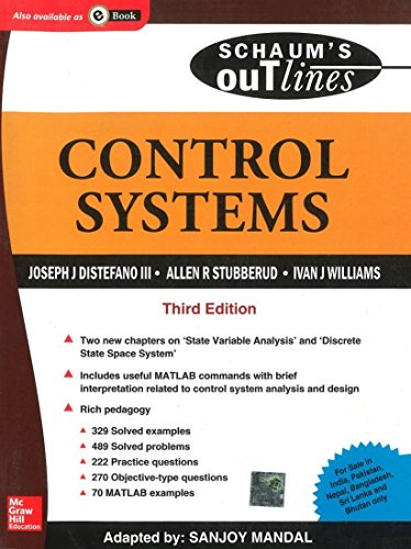 9780070681200: Control Systems (Sie)