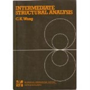 9780070681354: Intermediate Structural Analysis