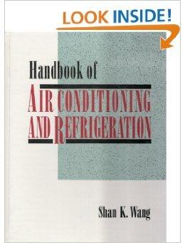 9780070681385: Handbook of Air Conditioning and Refrigeration