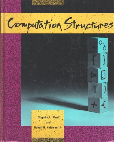 9780070681477: Computation Structures (Optical and Electro-Optical Engineering Series)