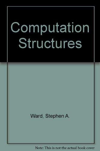 9780070681484: Computation Structures