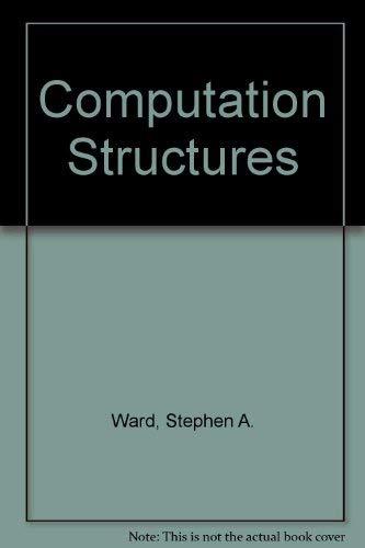 9780070681484: Computation Structures