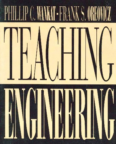 9780070681545: Teaching Engineering