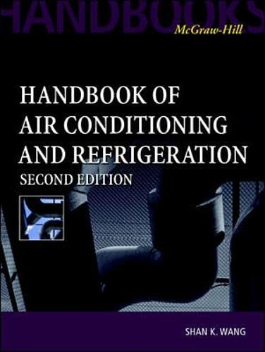 9780070681675: Handbook of Air Conditioning and Refrigeration