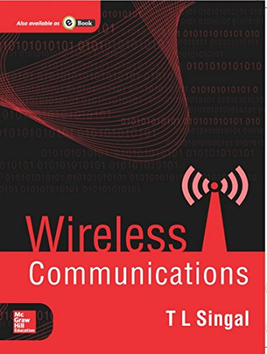 Wireless Communications: T.L. Singal