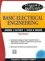 9780070681804: Basic Electrical Engineering (SIE) (Schaum's Outline Series)