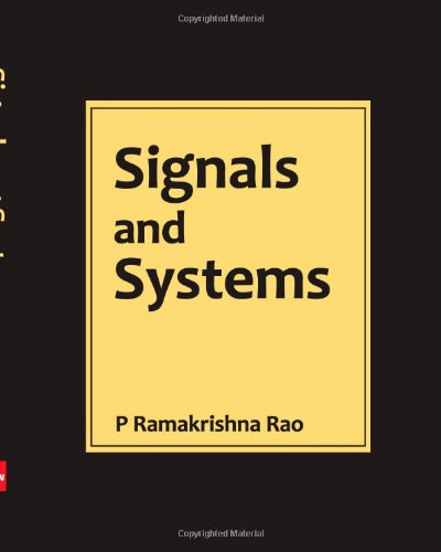 9780070681835: Signals and Systems: 1/e