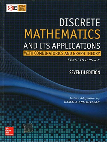 Discrete Mathematics and it's Applications: Rosen