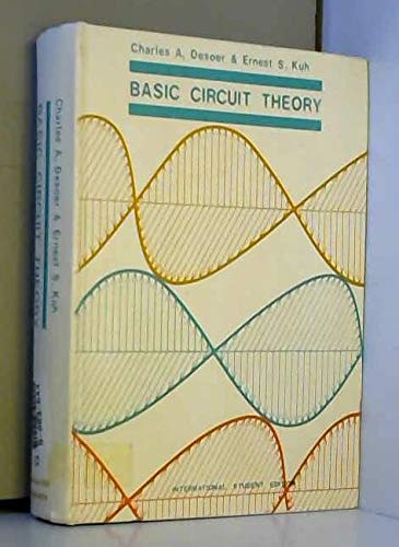 9780070682573: Basic Circuit Theory
