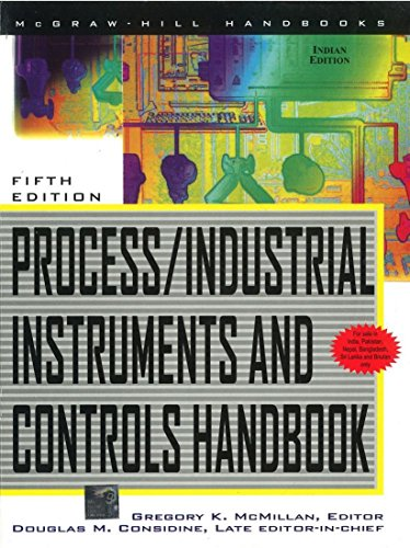 9780070682610: Process Industrial Instruments And Controls Handbook, 5th Edition