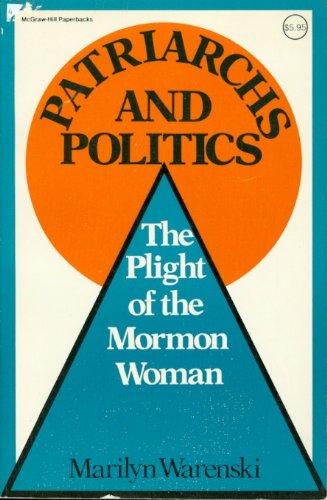 9780070682719: Patriarchs and Politics