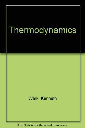 9780070682801: Thermodynamics