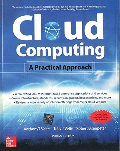 9780070683518: Cloud Computing, A Practical Approach