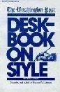 9780070684140: The Washington Post Deskbook on Style