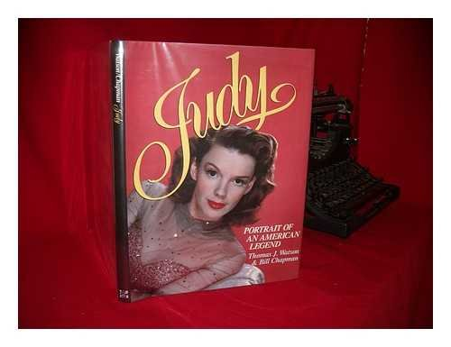 9780070684874: Judy: Portrait of an American Legend
