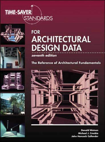 9780070685062: Time-Saver Standards for Architectural Design Data