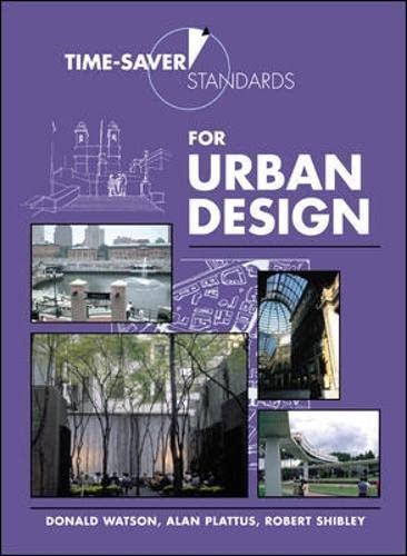 9780070685079: Time-Saver Standards for Urban Design