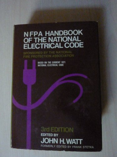 9780070685857: NFPA Handbook of the National Electrical Code