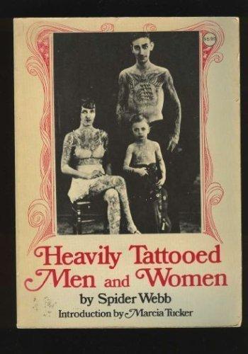 9780070687905: Heavily tattooed men and women (McGraw-Hill paperbacks)