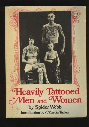 Heavily tattooed men and women (McGraw-Hill paperbacks)