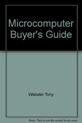 9780070689633: Microcomputer buyer's guide