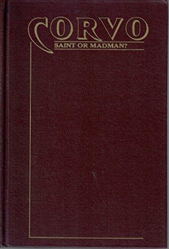 9780070689657: Corvo: Saint or Madman?