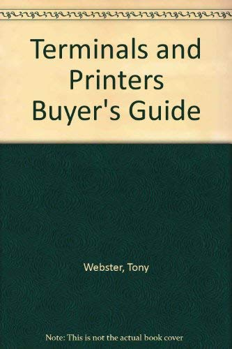 9780070689688: Terminals and Printers Buyer's Guide (A Byte book)