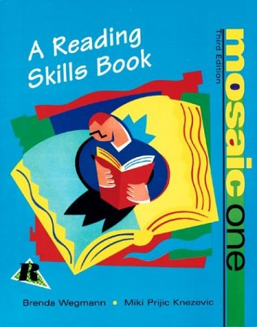 9780070689978: Mosaic One: A Reading Skills Book