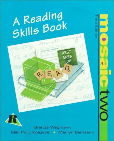 9780070689985: Mosaic II: A Reading Skills Book