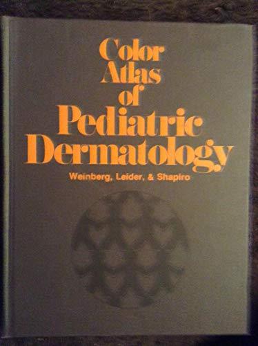 9780070690158: Color Atlas of Pediatric Dermatology