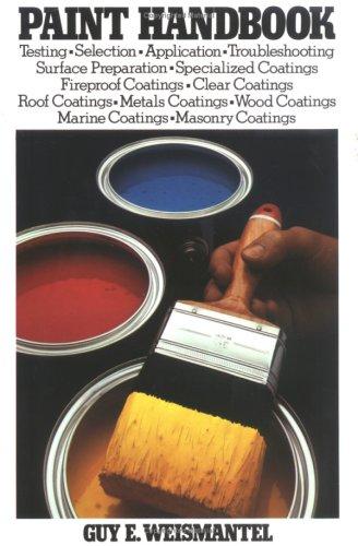 9780070690615: Paint Handbook