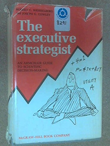 9780070690950: Executive Strategist