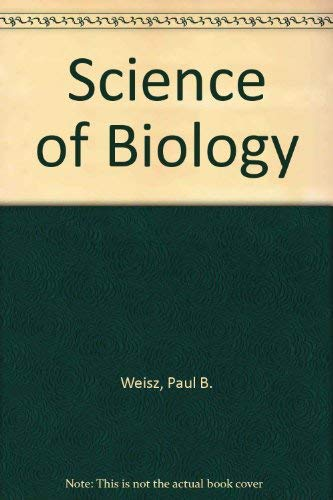 9780070691322: The science of biology