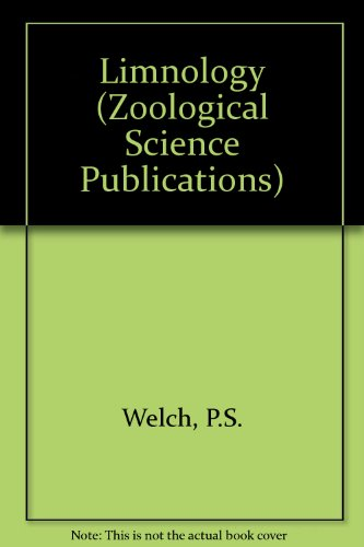 9780070691797: Limnology (Zoological Science Publications)