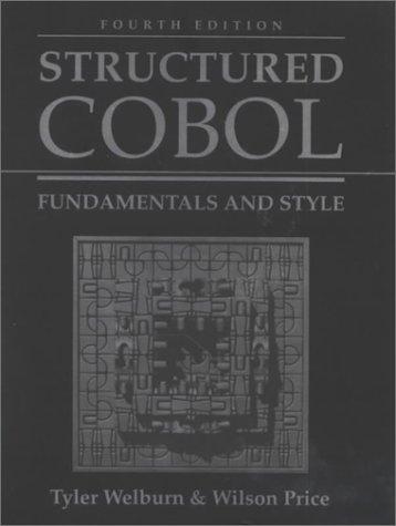 9780070691964: Structured Cobol