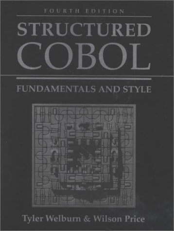 9780070691964: Structured Cobol: Fundamentals and Style