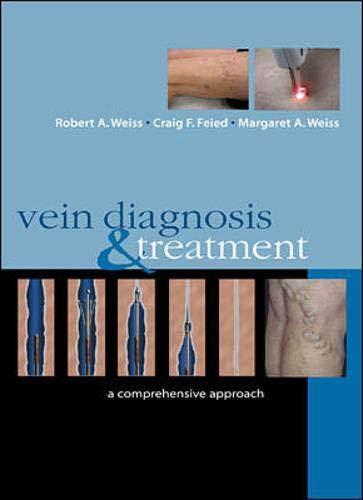 9780070692015: Vein Diagnosis & Treatment: A Comprehensive Approach