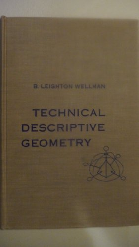 9780070692374: Technical Descriptive Geometry: Problem Layouts
