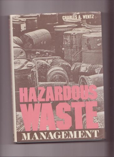 9780070692916: Hazardous Waste Management