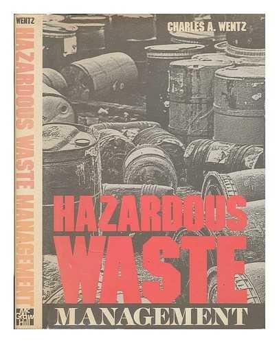 9780070692916: Hazardous Waste Management