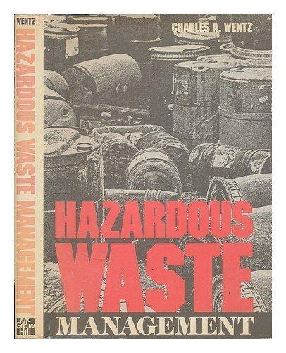 9780070692923: Hazardous Waste Management