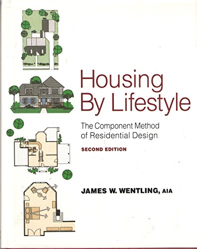 9780070692930: Housing by Lifestyle: The Component Method of Residential Design