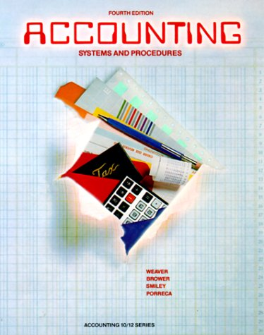 9780070693203: Accounting: Systems and Procedures (McGraw-Hill Accounting 10/12 Series)