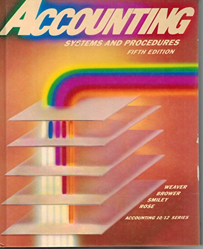 9780070693562: Glencoe Accounting, Accounting Systems and Procedures, Textbook