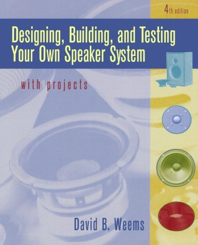 9780070694293: Designing, Building, and Testing Your Own Speaker System with Projects