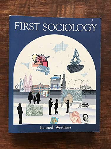 9780070694668: First sociology